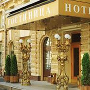 Гостиницы Красноармейского