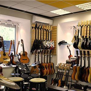 Музыкальные магазины Красноармейского