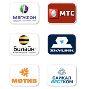 Операторы сотовой связи Красноармейского