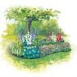 Парк-отель Васильевский - иконка «сад» в Красноармейском